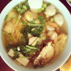 -*+You got me wonton more @ibakefilm #coldoutside #keep #warm #happymonday…