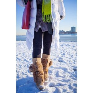 Boots with the fur // : @ibakefilm @shopstyle // #SHOPSTYLEit…