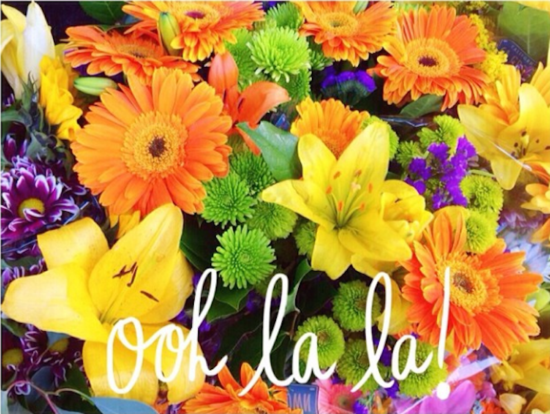 pslilyboutique, instagram, fashion blog, fresh flowers, los angeles fashion blogger, fashionista