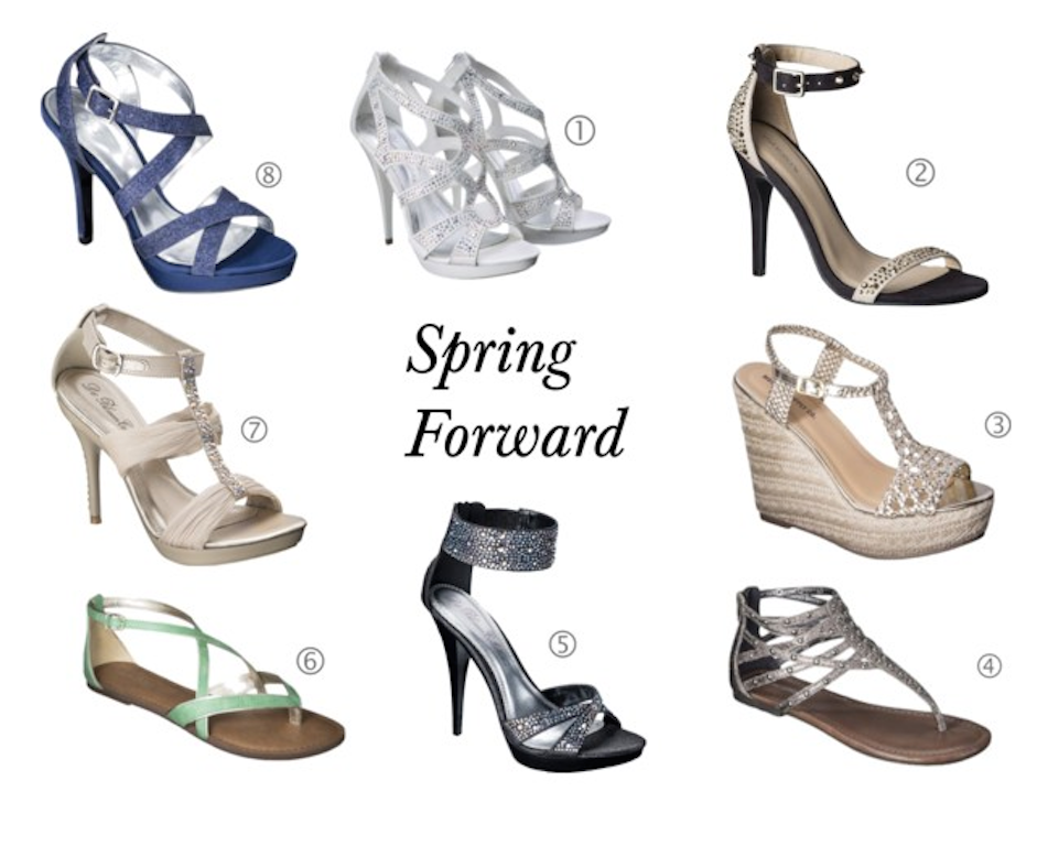 Heels, Shoes, Sandals, Spring, Prom, Open Toe heels, Target, Spring, fashion, Outfit of the Night