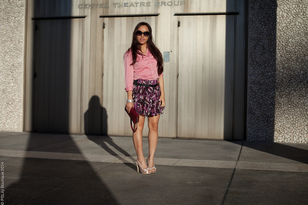 instagram-pslilyboutique, LA fashion blogger, best fashion blogger, skirt, shirt, sunglasses, shoes