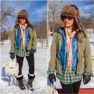 Snow Day! New post today on my blog: #pslilyboutique.com ❄️(link…