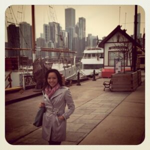 -*+City Love @ibakefilm #navypier #chicago #love #lookbook #pslilyboutique #fashion #happysunday