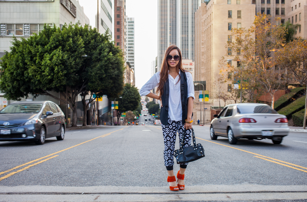Instagram @pslilyboutique, LA fashion blogger, blog, ootd, my style, Spring outfit