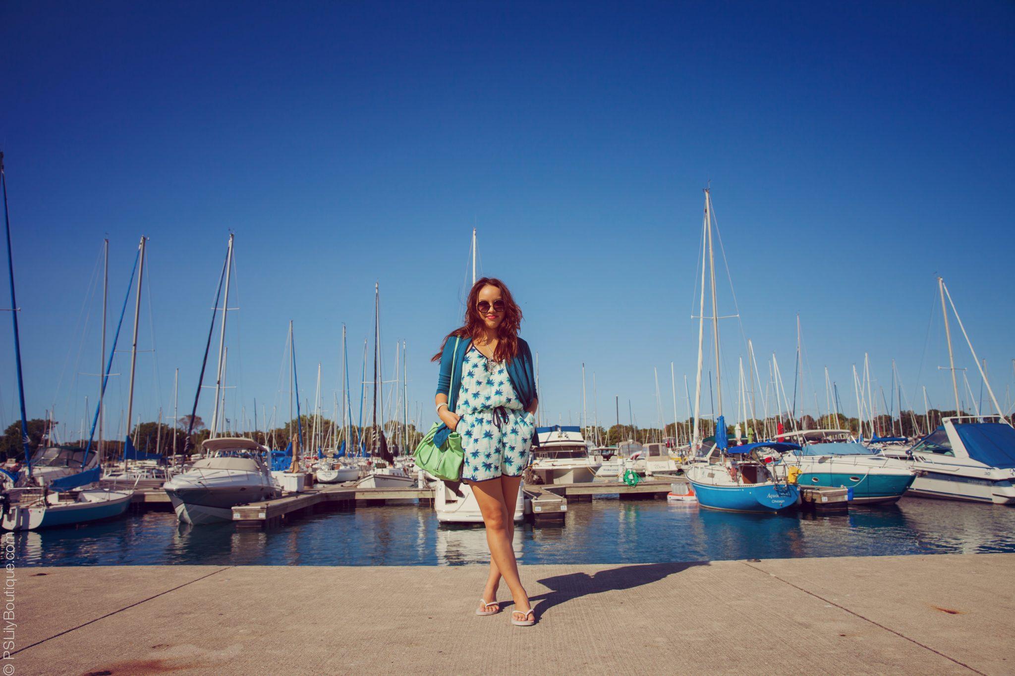 pslilyboutique-los-angeles-fashion-blogger-chicago-boat-dock-target-white-sandals-flipflops