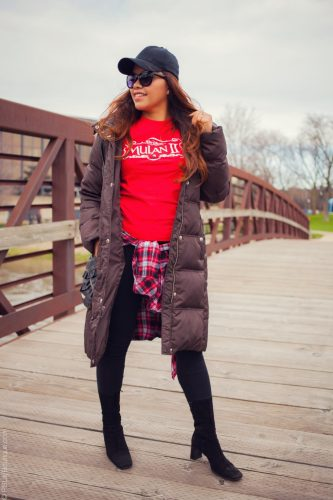 instagram-twitter-pslilyboutique-la-fashion-blogger-michael-kors-dark-brown-faux-fur-trim-down-puffer-coat-ootd-4-6-16