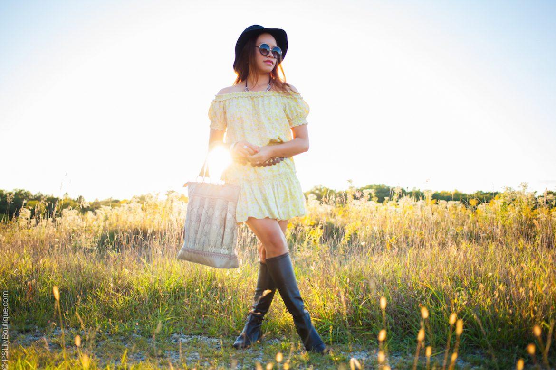 instagram-pslilyboutique-la-fashion-blogger-top-fashion-blogger-popsugar-must-have-victorias-secret-yellow-floral-off-the-shoulder-silk-dress-9-28-16