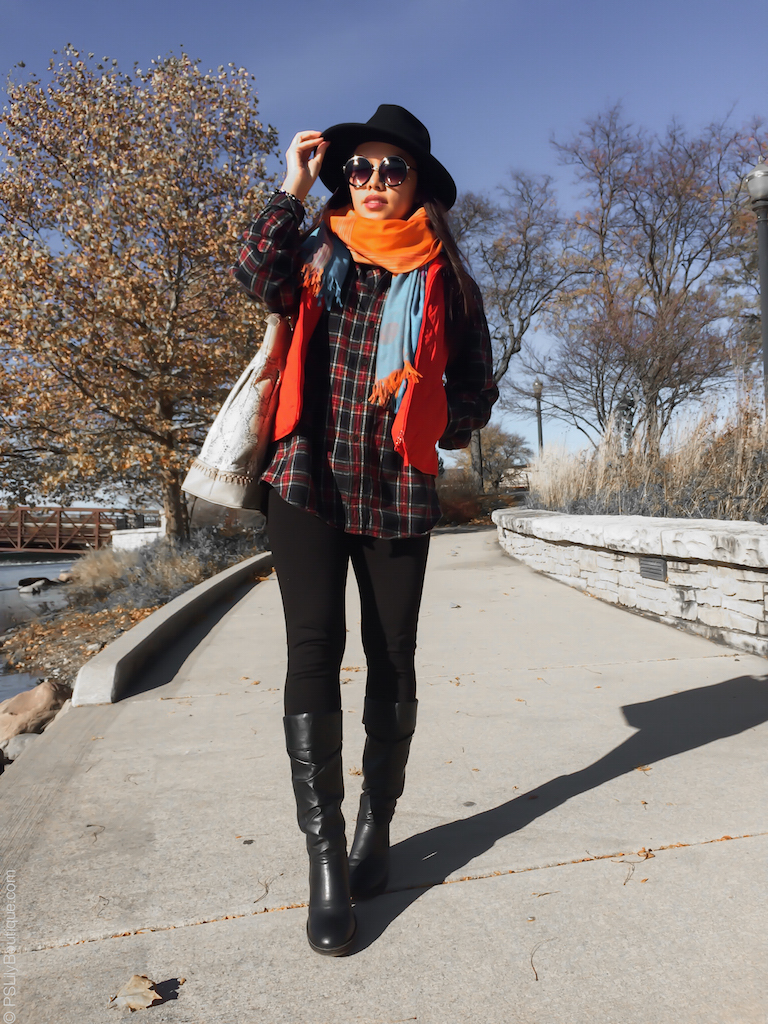 follow-on-instagram-pslilyboutique-los-angeles-fashion-blogger-style-top-fashion-blogs-best-fashion-blog-llbean-black-red-flannel-shirt-fall-2016-outfit-ideas-11-13-16