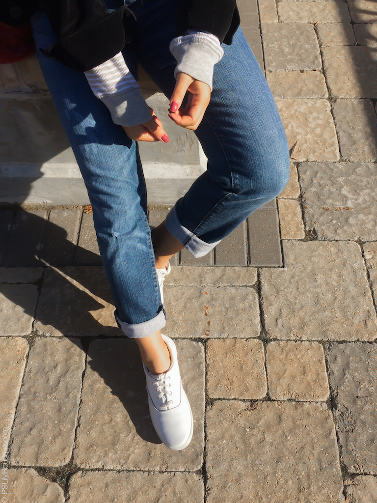 instagram-pslilyboutique-los-angeles-fashion-blogger-fashionista-dark-blue-best-girlfriend-jeans-white-lace-up-sneakers-bff-goals-11-21-16