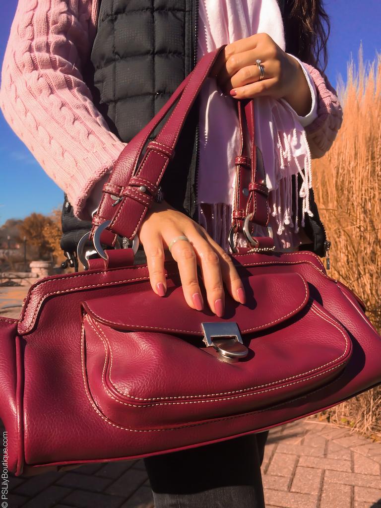 instagram-pslilyboutique-los-angeles-fashion-blogger-lifestyle-travel-blog-gel-effect-by-nina-ultra-pro-i-mauve-you-kohls-burgundy-bag-fall-2016-outfit-ideas-11-17-16