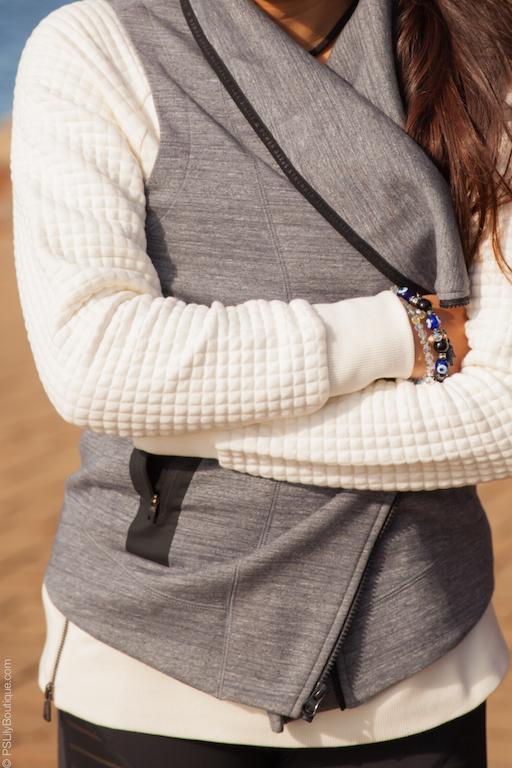 instagram-pslilyboutique-pinterest-reebok-white-quilted-crew-sweatshirt-reebok-gray-vest-evil-blue-eye-bracelet-swarovski-bead-bracelet-lookbook-2016-12-1-16