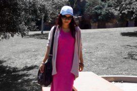 instagram-pslilyboutique-los-angeles-fashion-blogger-top-fashion-blogs-pink-short-sleeve-midi-dress-pinterest-travel-blog-ootd-4-13-17