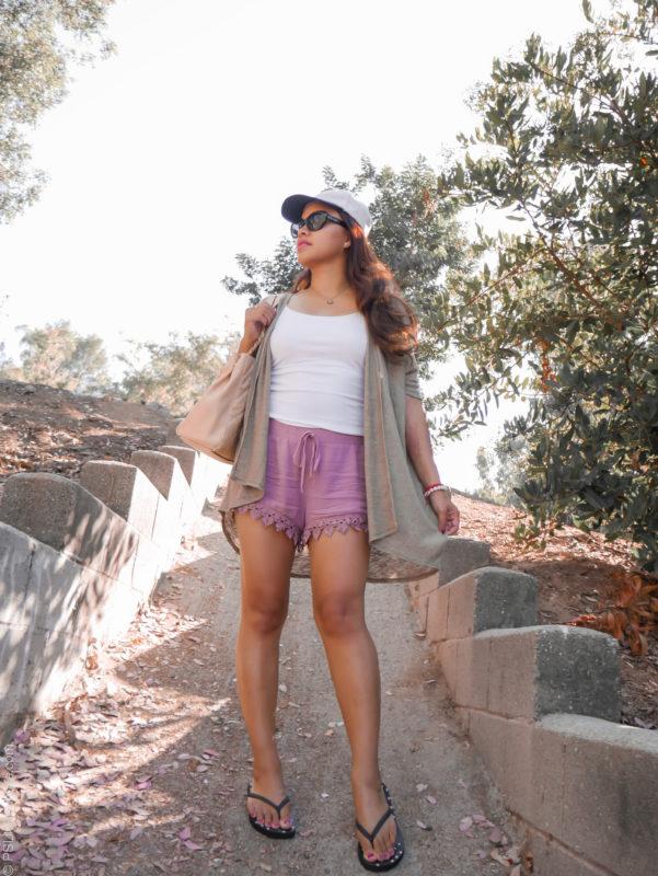 Instagram: @pslilyboutique, Pinterest, Los Angeles fashion blogger, top fashion blog, best fashion blog, fashion & personal style blog, travel blog, LA fashion blogger, Nordstrom, Target, Lace trim shorts, summer 2017 outfit ideas, 7-24-17, Day Dream