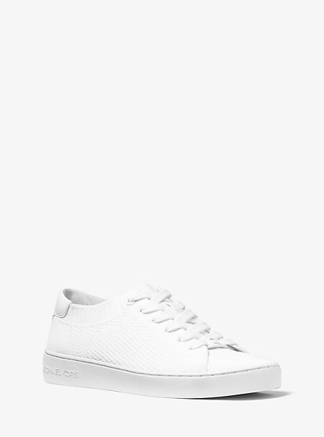 Skyler Leather And Knit Sneaker