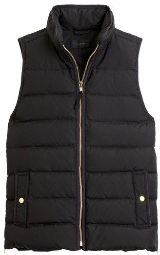 Anthem Down & Feather Fill Puffer Vest