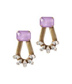 Clara Earrings – Orchid