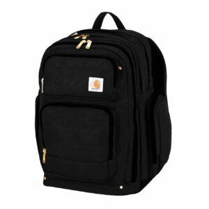 Carhartt Unisex Legacy Deluxe Backpack -Black