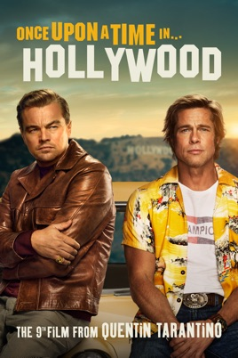 Once Upon a Time…in Hollywood Movie
